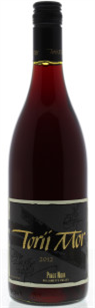Torii Mor Pinot Noir Willamette Valley 2012 750ml